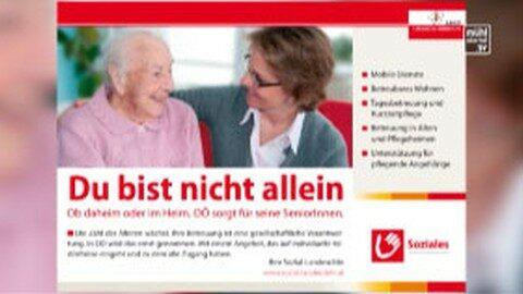 Spot: SPÖ – Altenpflege