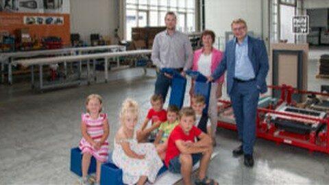 Ferienprogramm der Firma Schinko in Neumarkt/Mkr.