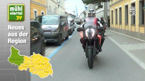 Sommerhitze als Belastung – Sicheres Fahrvergnügen für Motorradfahrer/innen