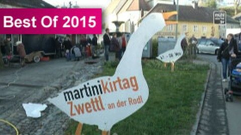 Martinikirtag in Zwettl an der Rodl