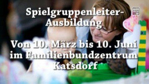 Spielgruppenausbildung in Katsdorf