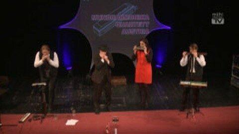 Ankündigung Mundharmonika Quartett Austria