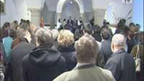 Eröffnung Ausstellung im Schlossmuseum 2010