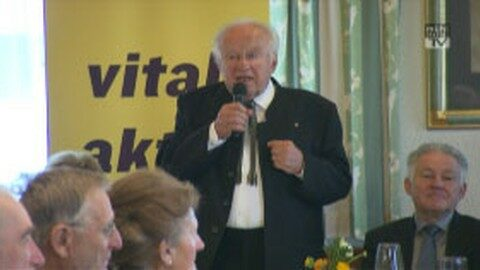85. Geburtstag von Dr. Josef Ratzenböck