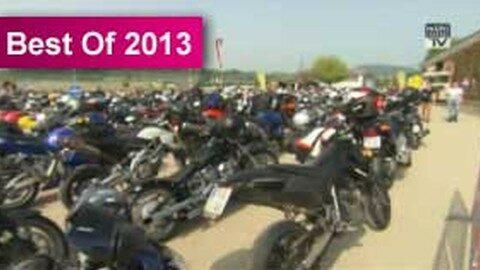 Motorradsegnung in Gallneukirchen 2013