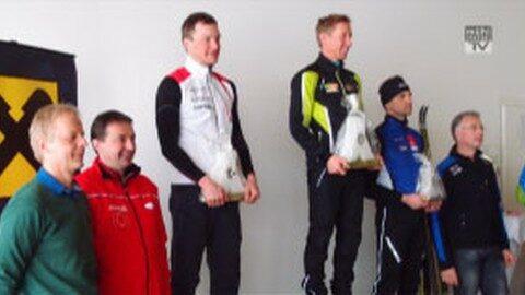 Doppelsieg bei Langlauf-Landesmeisterschaften für Bad Leonfelden