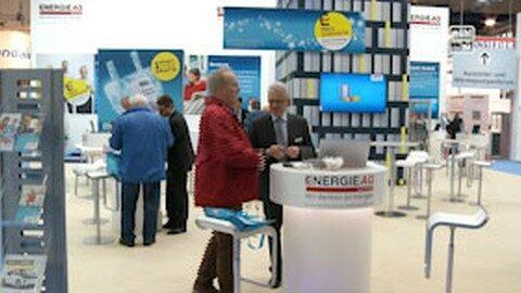 Die Energie AG auf der Energiesparmesse Wels 2019