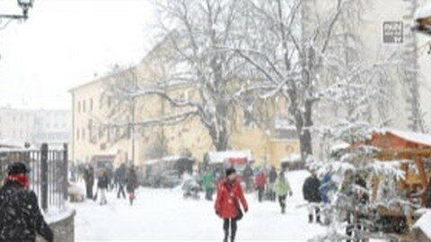 Ankündigung Freistädter Weihnachtsmarkt