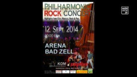 Ankündigung Philharmonic Rock in Bad Zell