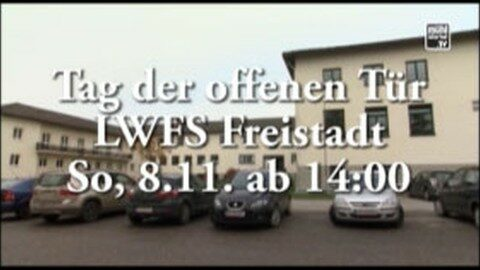 Ankündigungen Tag der offenen Tür der LWS Freistadt am Sonntag, 8. Nov. 2015