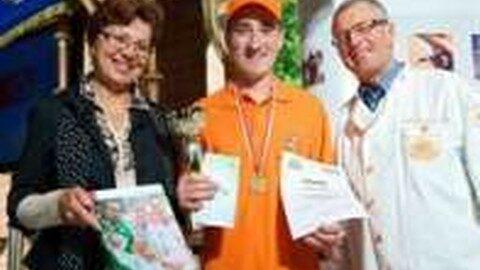 Sieger Landeslehrlingswettbewerb der Bäcker 2011