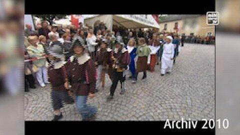 500 Jahre Markt Lasberg – Archiv 2010