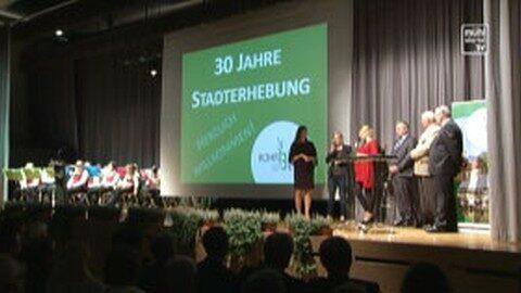 30 Jahre Stadterhebung Rohrbach