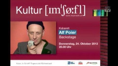 Ankündigung Alf Poier in Engerwitzdorf