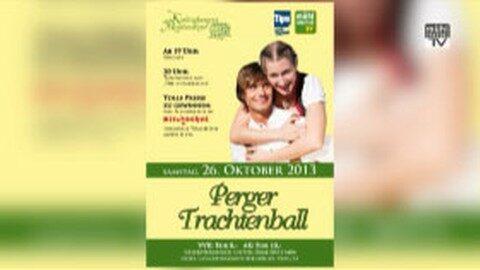 Vorankündigung Perger Trachtenball am 26. Oktober