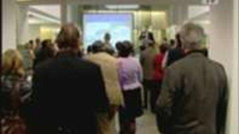 Weltspartagsempfang der Sparkasse OÖ in Freistadt