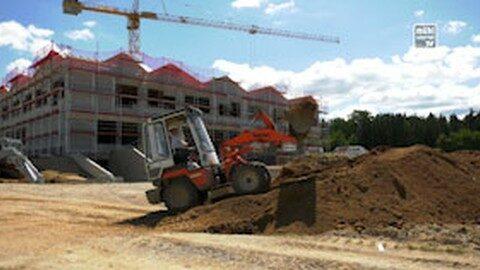 Bauverlauf WimbergerHof Juni 2020