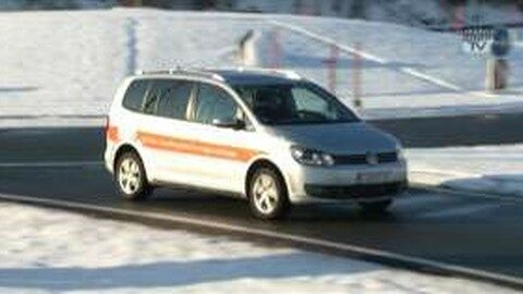 Testfahrt Erdgasauto
