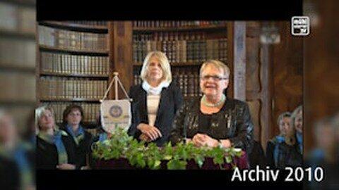 Rückblick: Gründung Soroptimisten Bezirk Rohrbach 2010
