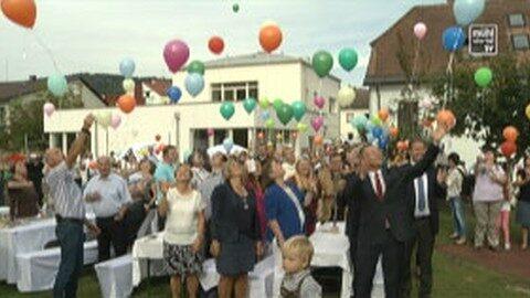Eröffnung Kindergarten und Krabbelstube in Lichtenberg