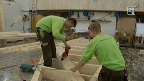 Buchner Holzbau – Handwerkskapelle