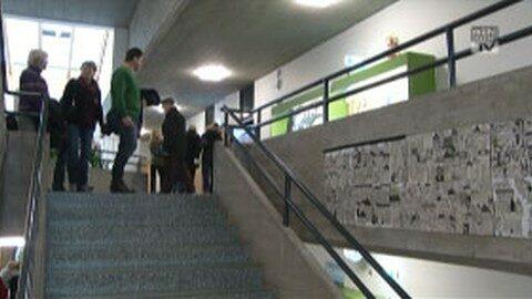 Teileröffnung neue Mittelschule Rainbach