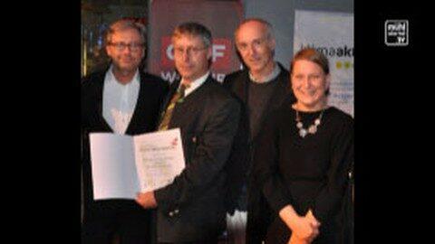 Hohe Auszeichnung für Klima- und Energiemodellregion Sterngartl Gusental