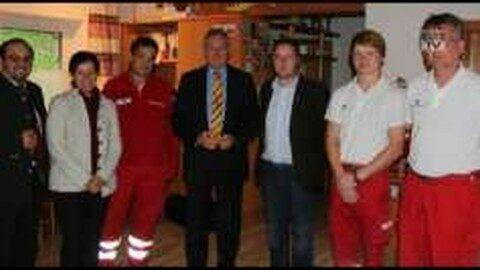 Gemeinden: Großes Danke für ehrenamtlichen Einsatz des Roten Kreuzes Unterweißenbach