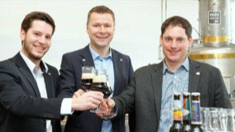 3 Bierviertel-Profis bei Sommelier-WM