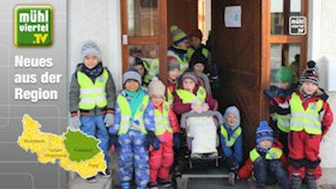 Lebenshilfe-Kindergarten in Freistadt öffnet seine Türen