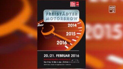 Ankündigung Freistädter Motorshow 2016