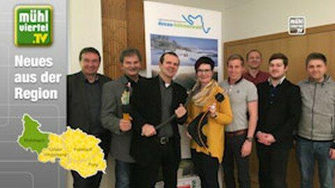 Pilotprojekt Glasfaserausbau in der LEADER-Region Donau-Böhmerwald