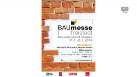 Ankündigung Baumesse 2014 in Freistadt
