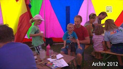 Rückblick: Mühlviertler Kinderspiele in Perg 2012