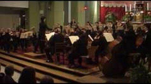 Ankündigung Konzert unter der Patronanz der Wiener Philharmoniker am 6. Mai 2012, Friedenskirche Linz-Urfahr