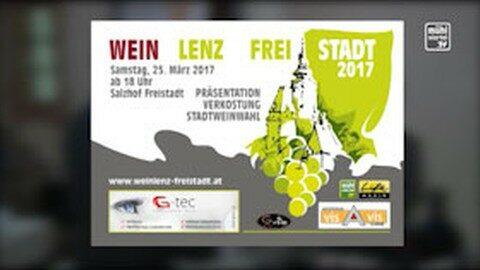 Ankündigung Weinlenz in Freistadt