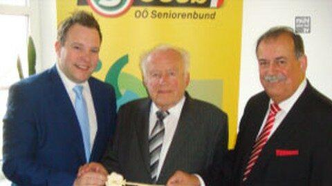 Führungswechsel beim Seniorenbund OÖ