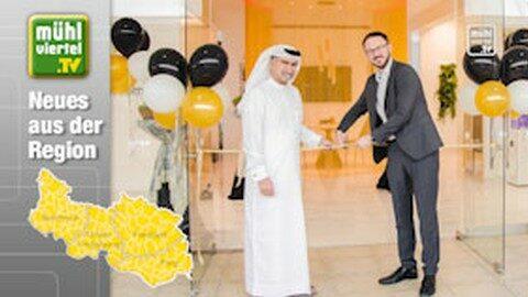 Neuer Loxone-Showroom in Dubai