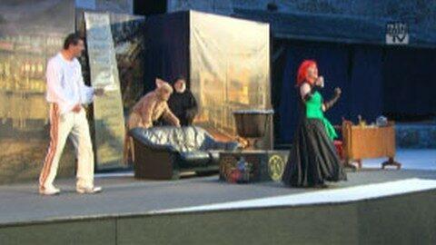 Burgfestspiele Reichenau – Kindertheater 2013