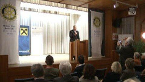 Vortrag Prof. DDr. Franz Josef Radermacher