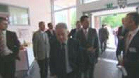 Eröffnung Berufschule Freisadt 2009