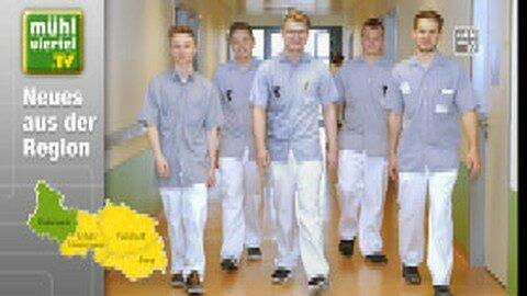 Zivildienst im Krankenhaus Rohrbach