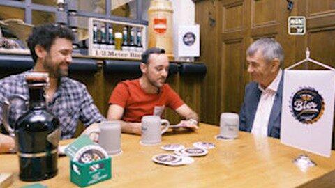 Frühstück mit Bier – Ausgabe 4 – Interview mit Franz Wimberger