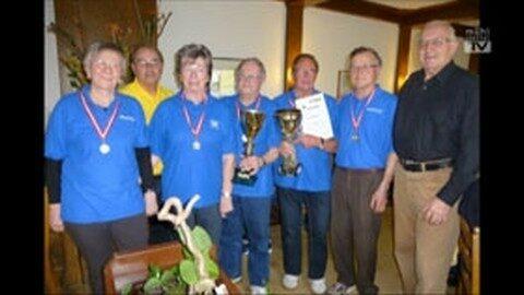 Kegel-Bezirksmeisterschaften der Senioren