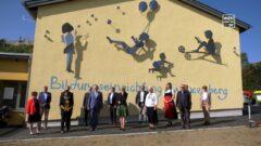 Eröffnung Bildungsstandort Waxenberg und VS Traberg