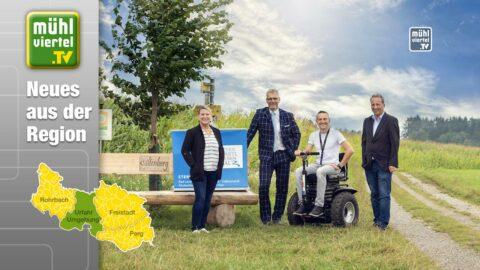 Erster barrierefreier Segway in Österreich