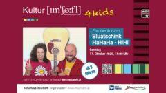 Familienkonzert Bluatschink im Schöffl Engerwitzdorf