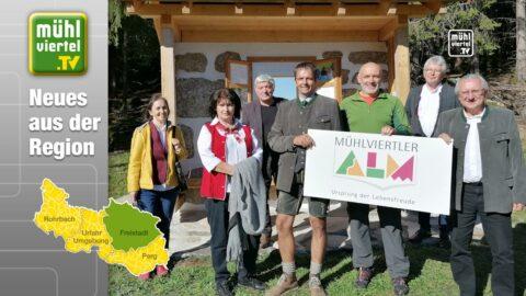 Nachdenkplatzerl in Kaltenberg eröffnet