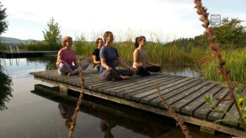 Yoga am Kleebauerhof in Altenfelden