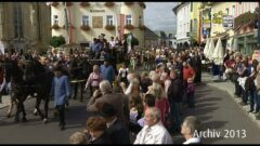 Rückblick: Bezirkserntedankfest in Bad Leonfelden 2013